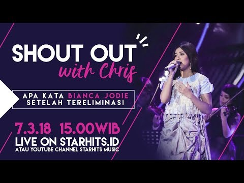 Music Stasion: Shout out w/ Chris & Bianca Jodie
