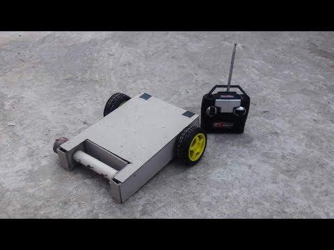 Cómo Hacer Un Robot De Batalla Casero