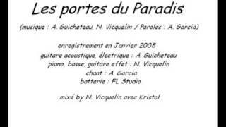 Les Portes du Paradis - Rosesongboy feat. Nico84nv & Supergurl