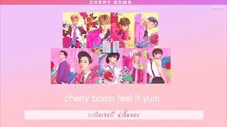 Video [KARAOKE/THAISUB] NCT 127 - Cherry Bomb download MP3, 3GP, MP4, WEBM, AVI, FLV Januari 2018