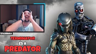 TERMINATOR ÉS A PREDATOR (Fortnite Battle Royale)