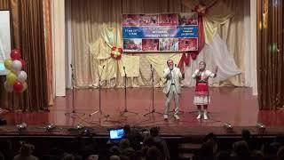 IV фестиваль чувашской культуры, 21.05.2017г., с. Неверкино.  Егор Кузьмин и Лидия Ильина