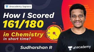 Фото How I Scored 161 In Chemistry In Short Time?   Powerful Motivation   Sudharshan R
