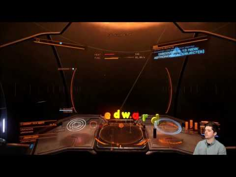 S01E5 - The Elite Dangerous Journey Home & biscuit reviews - Digestive Biscuit