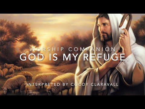 God is My Refuge (Worship Companion/Minus One)