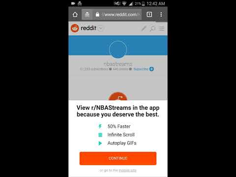 Best Way to Stream & View NFL, MLB, NBA, NHL games on Android iPhone No Download Free