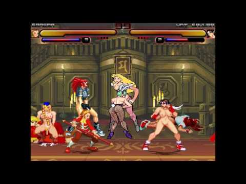An AI Patch for Froz's Wolverine, and A Sakura Kasugano edit who is Completly Naked.