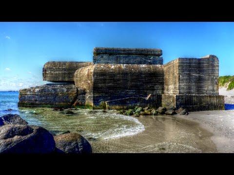Skagen - Bunkers - Atlantikwall - Dänemark -  Lost Places - GoPro 4