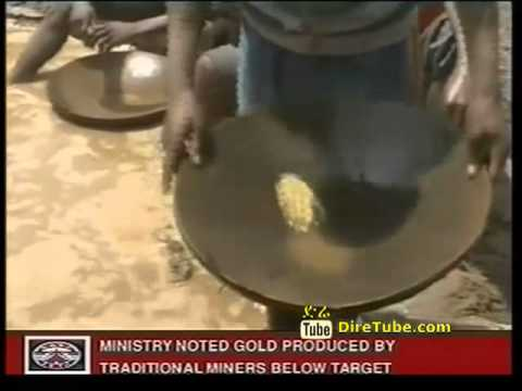 Ministry Noted Gold Produced By Traditional Miners Below Target