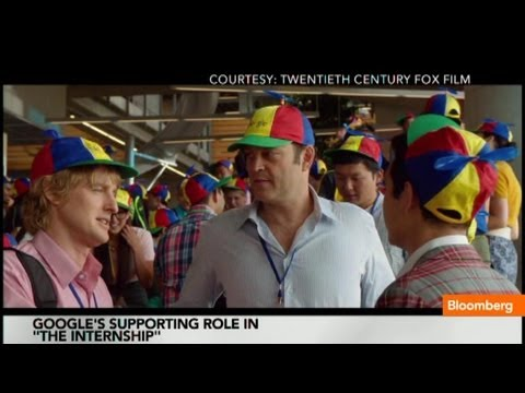 'The Internship' Sneak Peek: Google's Supporting Role