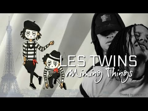 LES TWINS | MIMING THINGS