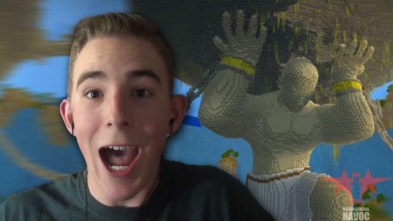The best minecraft builder ever prank youtube for Best builder