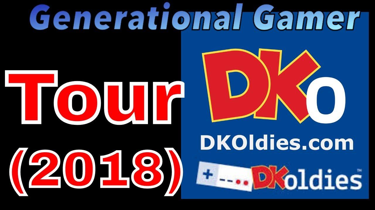 Tour of DKOldies com (8/31/2018)