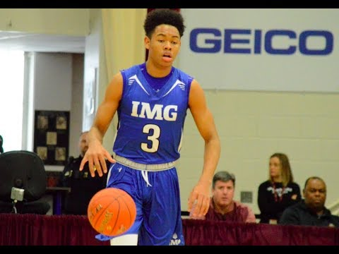 Anfernee Simons shooting highlights at Hoophall Classic - YouTube 3d3f69f24