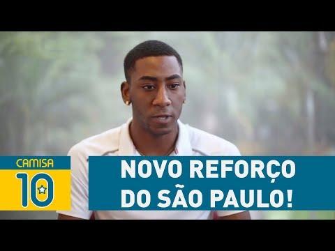 Quem é? CONHEÇA O Novo REFORÇO Do SÃO PAULO!