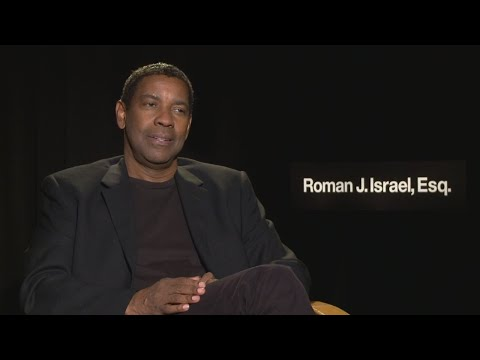 Cousins Ukee And Denzel Washington Talk Childhood Memories & Love For Philly