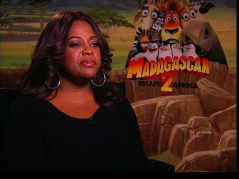 Sherri Shepherd interview for Madascar 2 Escape 2 Africa