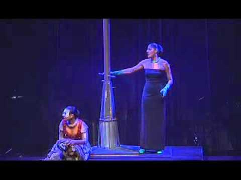 Sanny Alves em  Divina Elizeth  -  Artista