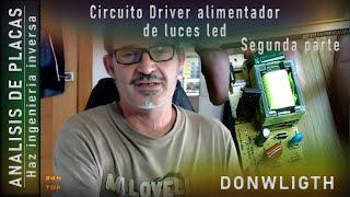 Analisis de circuito driver de led