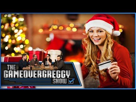 Christmas Shopping - The GameOverGreggy Show Ep. 54 (Pt. 4)