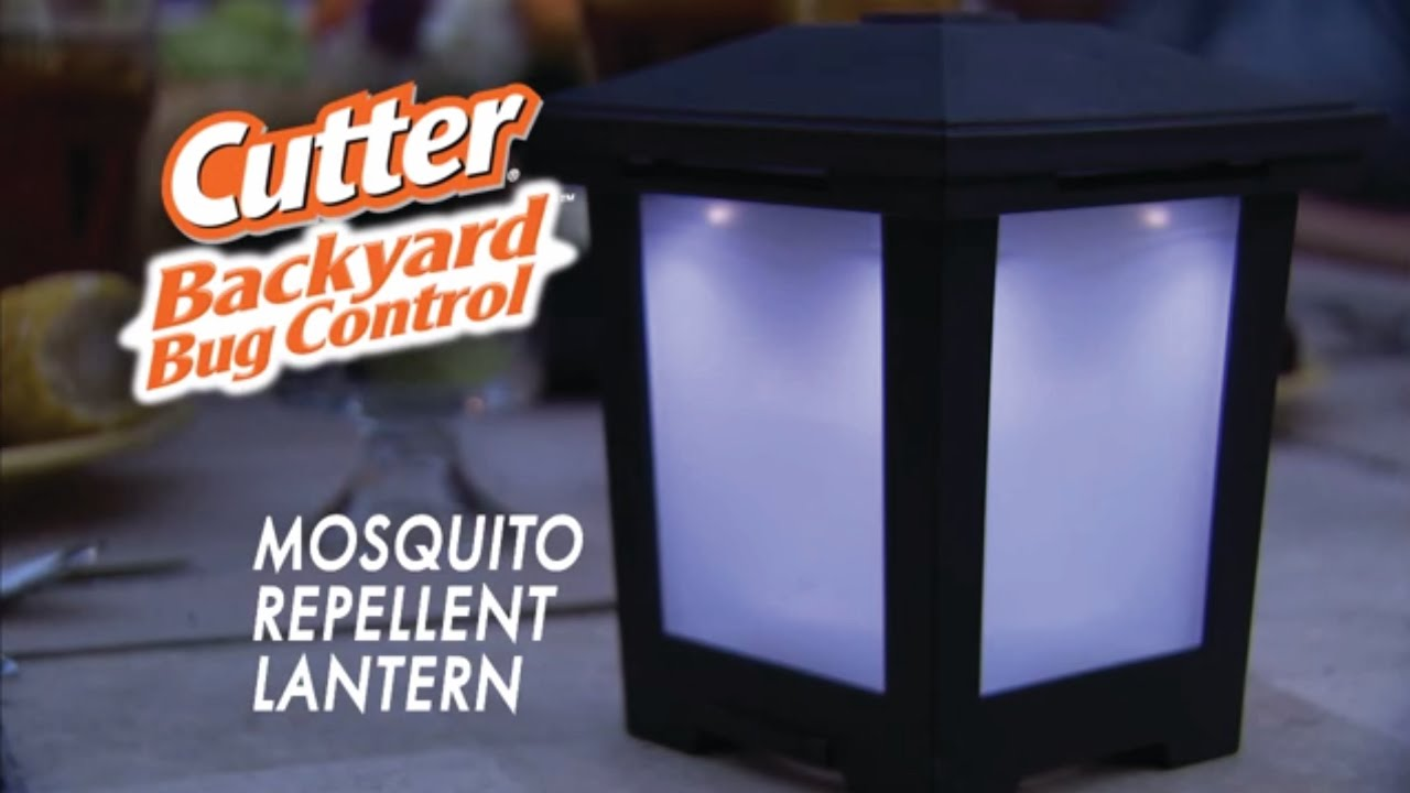 CutterR BackyardTM Bug Control