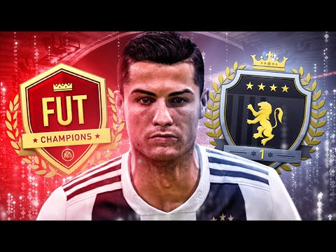 Ronaldo leidt mij naar ELITE 1 in de Weekend League!