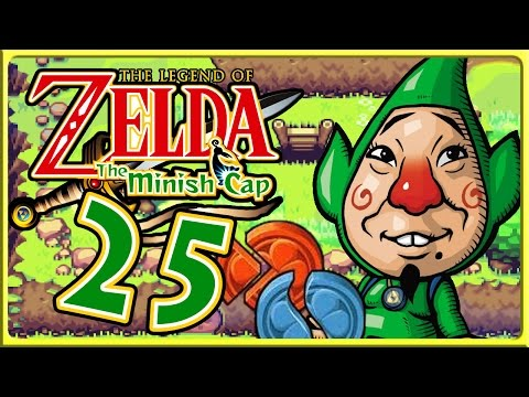 THE LEGEND OF ZELDA THE MINISH CAP Part 25: Dies, Das und Tingle