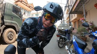 I'm Out Of Here! Leaving That Phanom! นครพนม