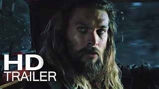 AQUAMAN | Trailer (2018) Dublado HD