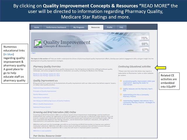 EQuIPP QUIKTRAIN Focus on Resources, FAQ and Support
