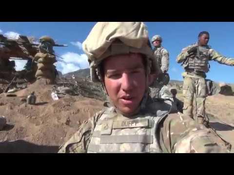 Fort Huachuca New Army Training Range