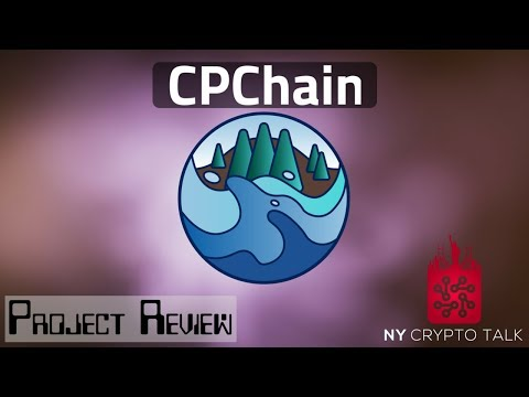 CPChain Project Review - IOT Blockchain with Parallel Distri
