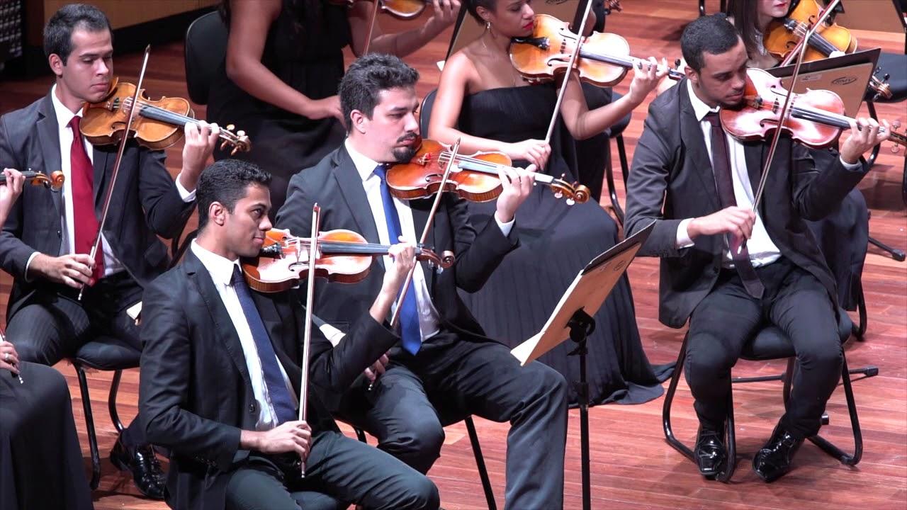 Beethoven - Symphony No. 3, Op. 55 Eroica - Academia Jovem Concertante