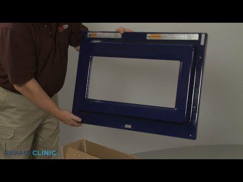 Lower Inner Door Liner - Kitchenaid Double Oven Gas Range (Model #KFGD500ESS04)