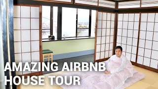 Gambar cover Airbnb Japan House Tour! *AMAZING*
