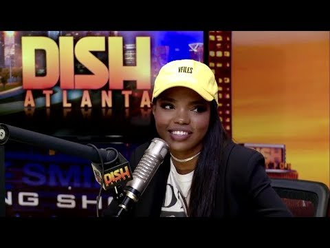 RYAN DESTINY ON WORKING WITH QUEEN LATIFAH, LENNY KRAVITZ & NAOMI CAMPBELL ON 'STAR'!