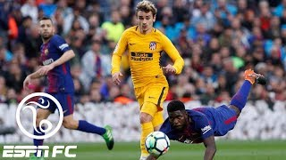 Did Luis Suarez just reveal that Barcelona is signing Antoine Griezmann from Atletico? | ESPN FC