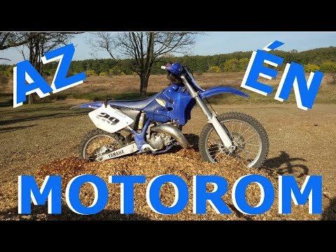 MOTOR BEMUTATÓ | Yamaha YZ 125