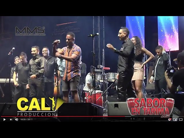 ( Live ) Desde Los studios de Saborentarima punto com - Esta Tarde 2/13/19  Guayacan Orq de Colombia