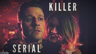 GOTHAM Barbara Kean & James Gordon — Serial Killer