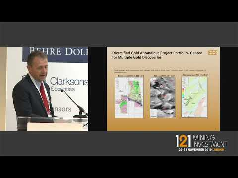 Presentation: Awale Resources - 121 Mining Investment London Autumn 2019
