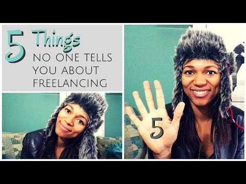 5 Things No One Tells You About Freelancing