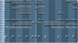 Roger Sanchez feat. GTO - Turn on The Music (David S. Remix) (Fl Studio)