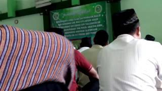 Hafidz Qur'an rakha zuhdi memperingati maulid nabi