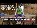 TRUE LIGHT REVIEW. HOT TOYS HEATH LEDGER 1/4 SCALE JOKER FIGURE FROM THE DARK KNIGHT