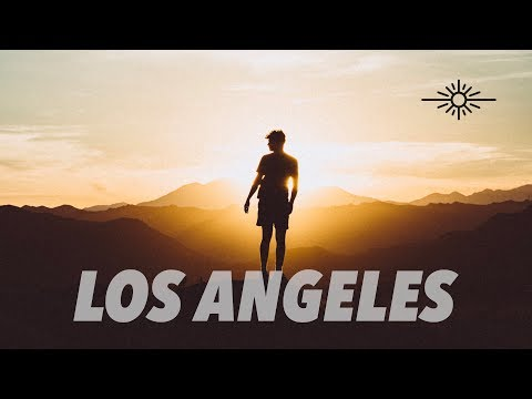 I'M SPENDING A MONTH IN CALIFORNIA - Los Angeles Episode #1