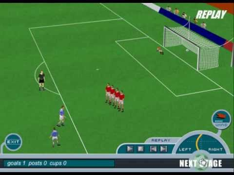Baggio's Magical Kicks-Stage 1 And Stage 2