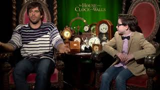 Eli Roth & Owen Vaccaro Interview: The House With A Clock In Its Walls
