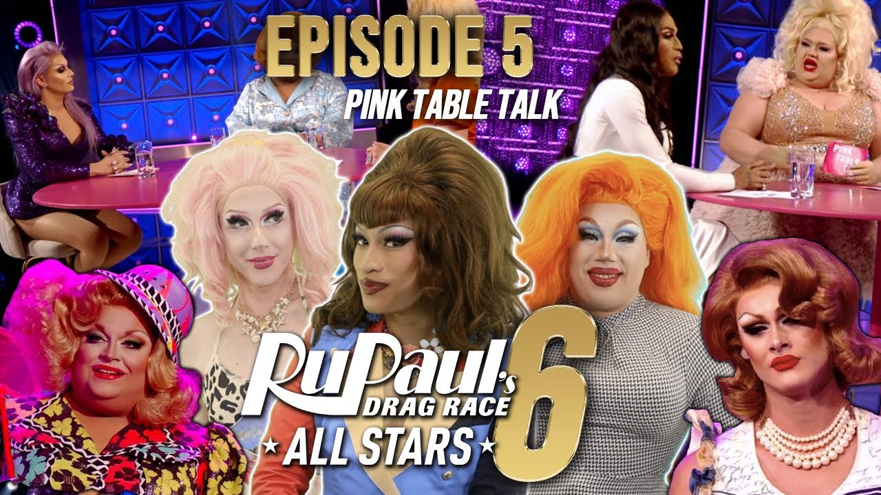 IMHO | All Stars 6 - Episode 5 Review - Pink Table Talk