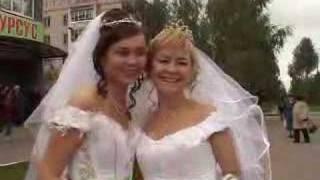 Парад Невест Йошкар-Ола
